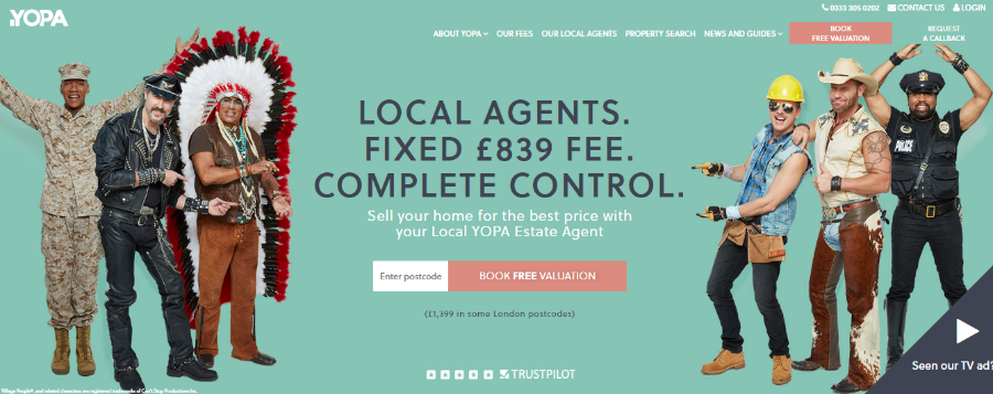 Yopa Stands For Your Property Agent Launched In 2017 It S One Of The Newer Entrants To Online Landscape But Has Made A Impression