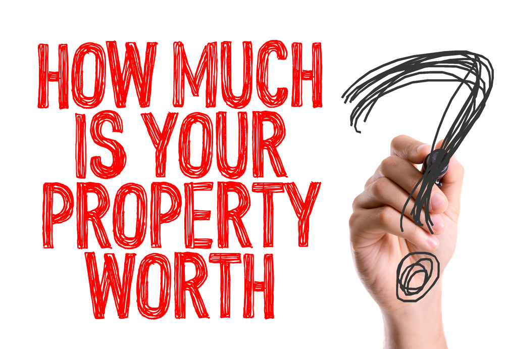 Property valuations price comparison for Free home search